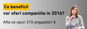 Alfa ce beneficii ofera companiile in 2016.