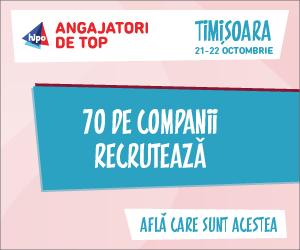 Angajatori de TOp Timisoara 2016