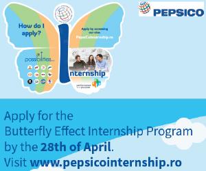 PepsiCo jobs, internship la PepsiCo, internship studenti