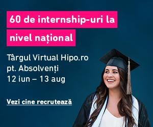 Targul Virtual Hipo.ro pentru Absolventi 2018