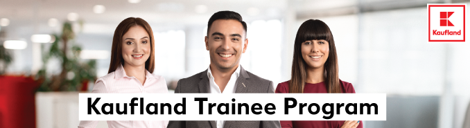 Kaufland Trainee Program