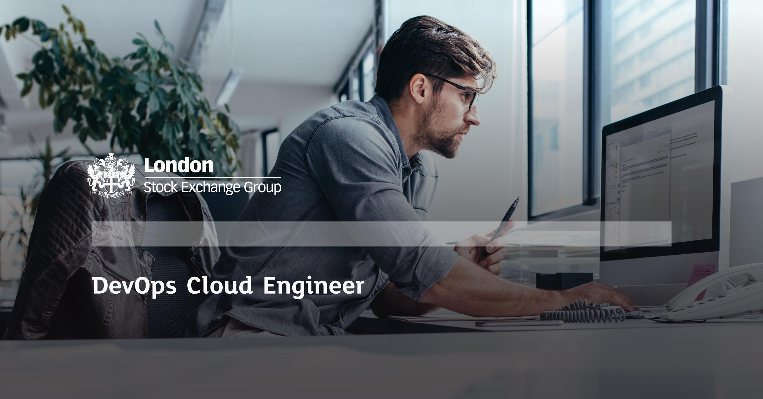 DevOps Cloud Engineer - LSEG Romania